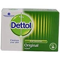 Dettol Original Sapone antibatterico, Confezione da 2 x 100 g