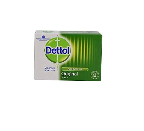 Dettol Bar Soap Original, Pack of 2