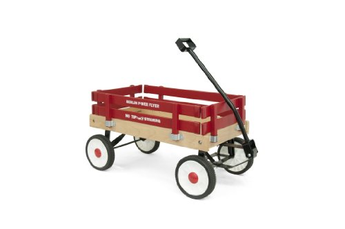 Best Review Of Berlin Flyer F-257 P-wee Wagon