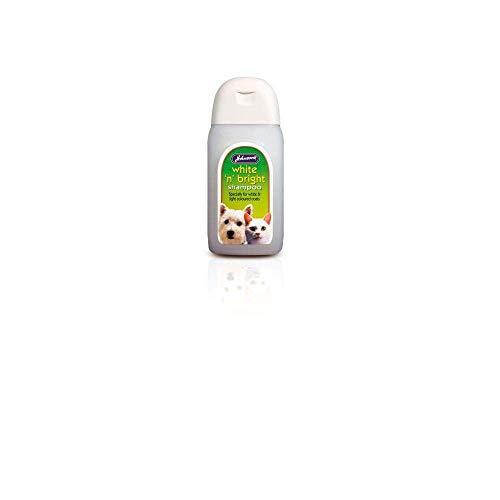 Johnsons White 'n' Bright Shampooing 125 ml