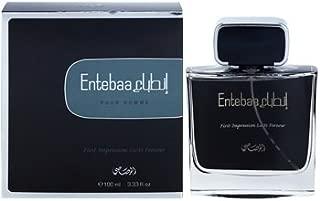 Rasasi Entebaa for Men EDP - Eau De Parfum 100ML (3.4 oz)