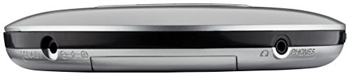 Grundig GCDP 8000 GDR1404 Tragbarer CD-Player Silber