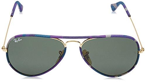 Ray-Ban Aviator Full Color Occhiali da Sole Donna