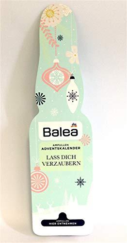Balea - Ampullen - Adventskalender 2019 - Advent Calendar - Beauty Konzentrate -Pflege -