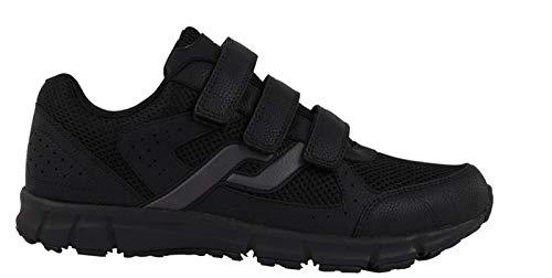 Pro Touch Herren City Trainer III VLC Walking-Schuh, Black, 43 EU