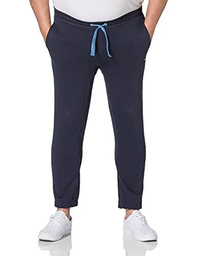 Blauer Felpa Pantalones Deportivos para Hombre
