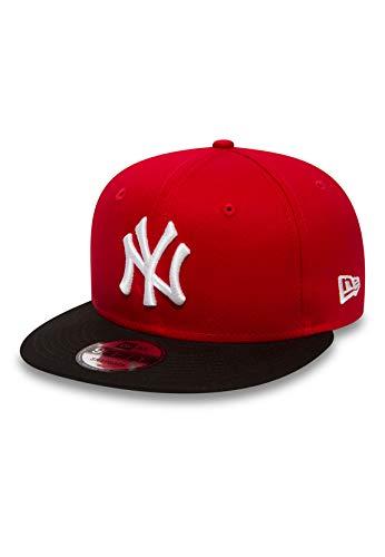 New Era Snapback 9 Fifty - NY Yankees - Red-Black, Size:M/L