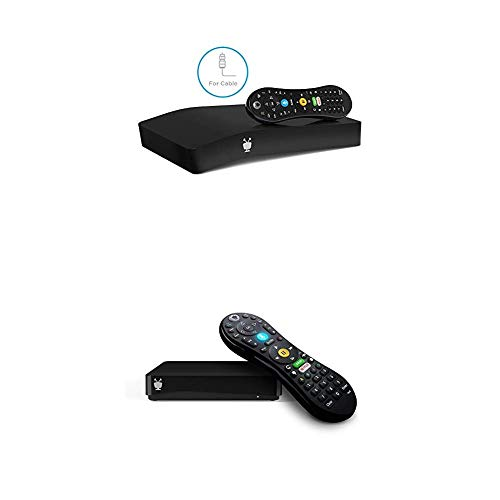 TiVo Bolt VOX 1TB DVR and 4K Streaming Device Bundle with TiVo Mini VOX