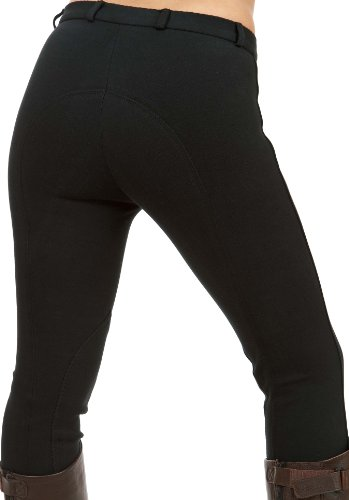Sherwood Forest Yield Reithose für Damen schwarz Size: 14/32