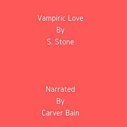 Page de couverture de Vampiric Love
