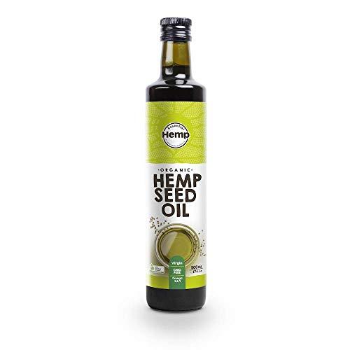 ヘンプフーズジャパン 有機麻の実油 ヘンプオイル 500ml
