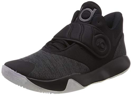 Nike Men's KD Trey 5 VI Basketball Shoes (12, Black/Ice)