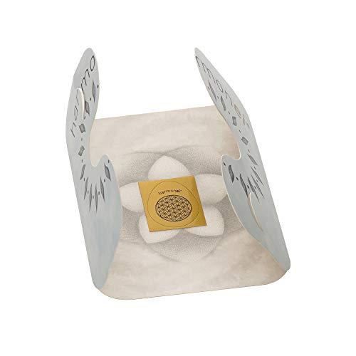 harmonei Strahlenschutz für Handy - Strahlung Abschirmung - EMF Blocker - Elektrosmog-Schutz Aufkleber für Smartphone - 5G optimiert - Radiation Shield