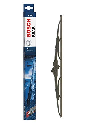 Bosch Scheibenwischer Rear H420, Länge: 425mm – Scheibenwischer für Heckscheibe