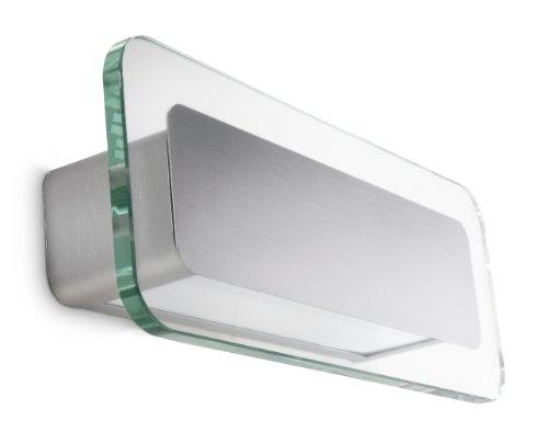 Philips Ecomoods Applique Eclairage de Mur 1 x 12 W 230 V Aluminium
