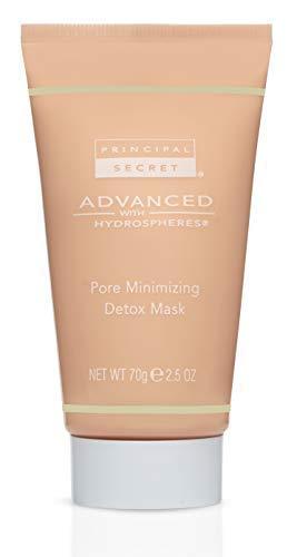Principal Secret – Advanced – Pore Minimizing Detox Mask – Eliminate Toxins & Impurities – 2.5 Ounces
