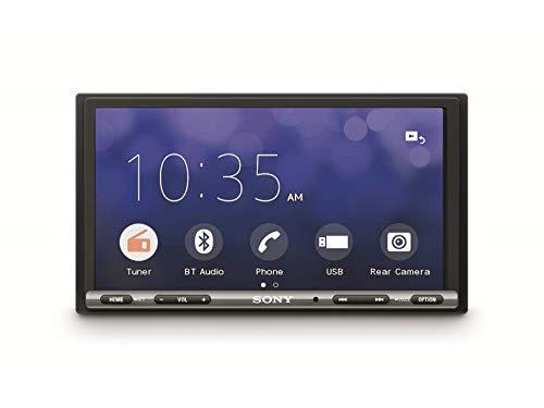 Sony XAV-AX3000 Receptor Multimedia con Apple CarPlay/Android Auto, 17.6 cm, 6.95″
