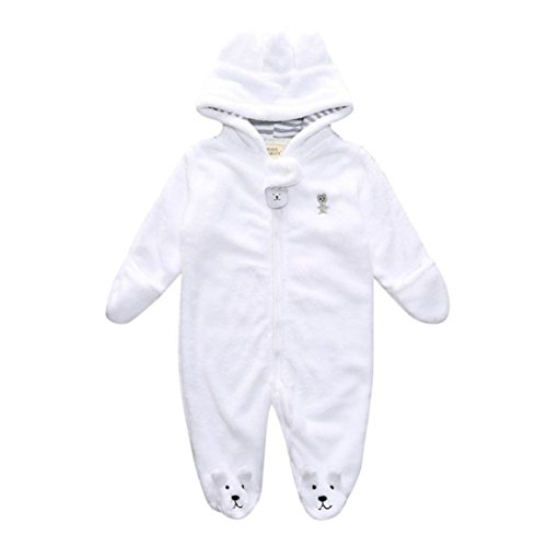 POLP Bebé Monos Recién Nacido Unisex Monos Bebé Conjuntos para Niño Niña 3—9meses Ropa Verano,Pijama Niños Mameluco Manga Larga Pantalones 1PC,Otoño y Invierno