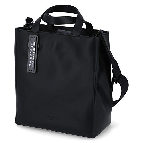 Liebeskind Paper Bag Handtasche Leder 23 cm