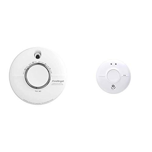FireAngel SCB10-R Smoke and CO Alarm & SW1-R Smoke Alarm