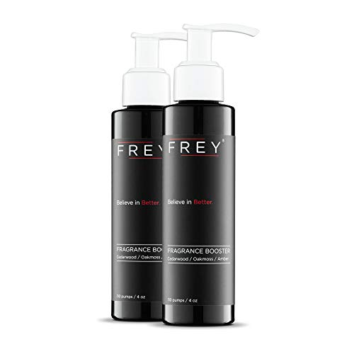 FREY Long Lasting Fragrance Booster – Laundry Scent Booster with 110 Pumps Adds FREY World Class Fragrance to Laundry and Softens Fabric Improve Your Laundry with FREY Incredible Laundry Scents
