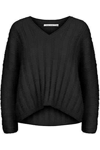 Bishop & Young Stella Ribbed Sweater Black