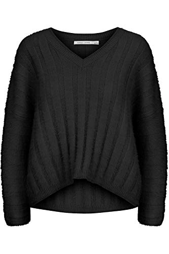 Bishop & Young Stella Ribbed Sweater Black