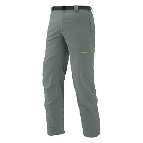 Trangoworld myroh FI Pantalons Longs, Homme XL Gris (niebla)
