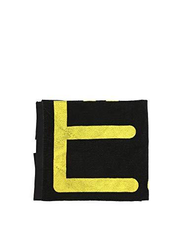 Emporio Armani EA7 herren Badetuch black