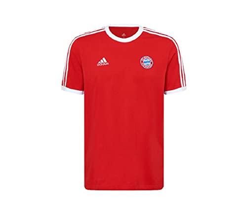 adidas FC Bayern Múnich - Camiseta, diseño de 3 rayas