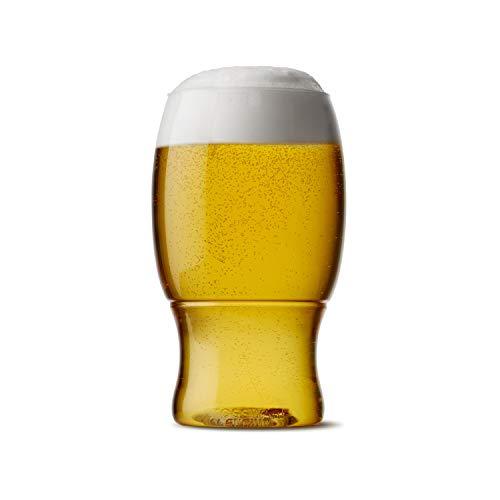 Shatterproof Beer Glasses - Set of 12