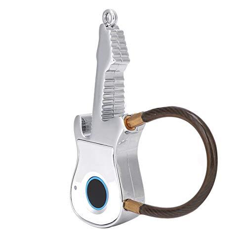 Semiconductor Dirección de 360 ° Cerradura Bluetooth Cerradura de seguridad Cerradura de armario 100MAH