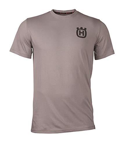 Husqvarna Unisex Xplorer Argang T-shirt Szary szary XXL