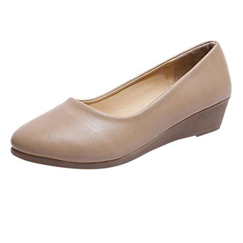 Zoccoli Infradito Clogs Ciabatte Sandali Sandal Sandali Ciabatte Scarpe da Bagno Pantofole (39,Cachi)