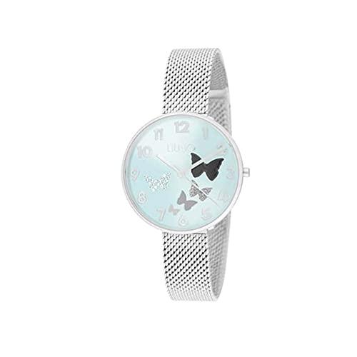 Reloj de mujer Complicity Capsule Mariposas Celeste Liu Jo Luxury