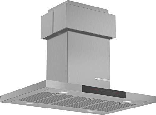 Bosch DIZ2FX5D1 - Accesorios para extractores de humos (set de recirculación Long Life, combinable con islas, para recirculación, filtro de carbón activo regenerable)