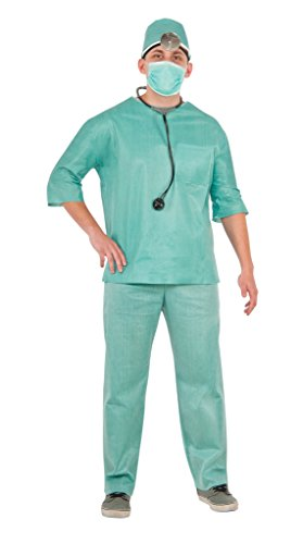 Doctor Costume (Size Standard)