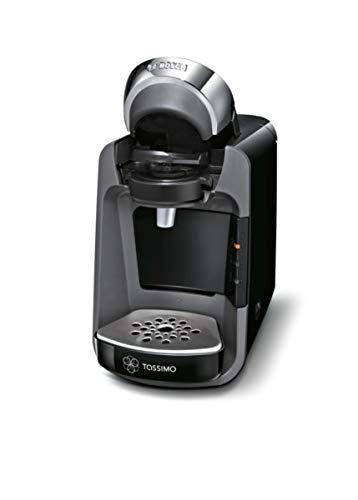 31+Wkv+XwmL - Tassimo Bosch Suny TAS3202GB Coffee Machine, 1300 Watt, 0.8 Litre - Black