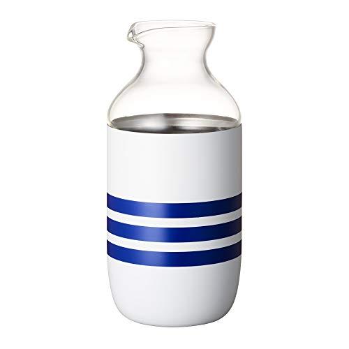 ドウシシャ 徳利 ホワイト 360ml ON℃Zone(オンドゾーン) 飲みごこち とっくり 線 OZNN-360SE