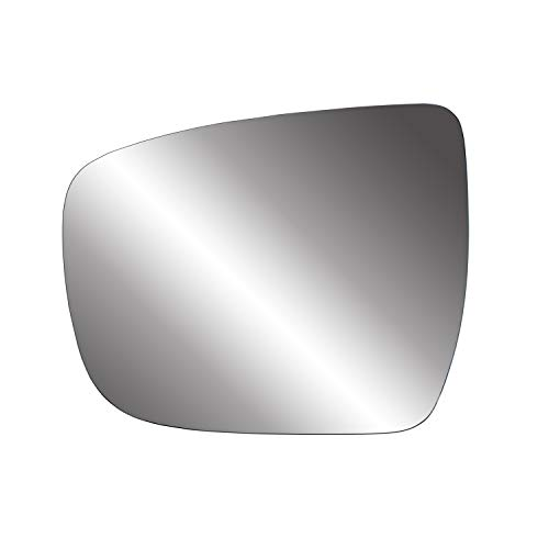 Fit System Driver Side Mirror Glass, Nissan Rogue (Does not Apply to Rouge Select Models)