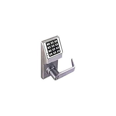 Alarm Lock Systems Inc. DL2700IC US26D Trilogy Digital Lock T2 Cylindrical Ic 26D, Satin Chrome