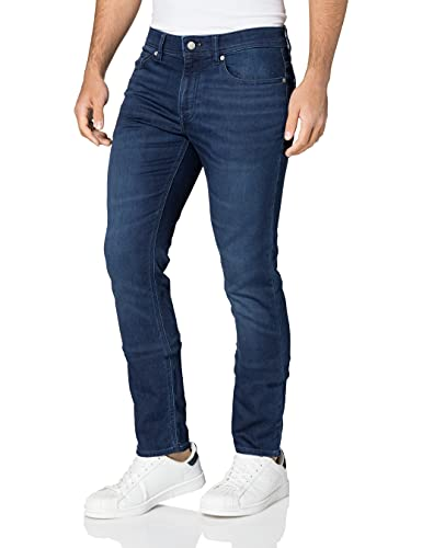 BOSS Herren Delaware BC-L-P Jeans, Navy416, 3834