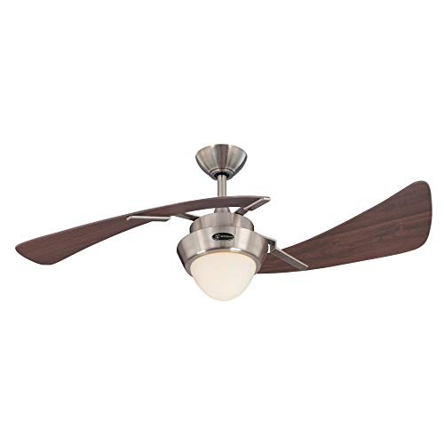 Westinghouse Lighting 7214100 Harmony Indoor Ceiling Fan with...