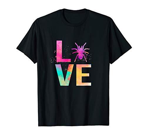 Colorful Tarantula Mom Gifts Tarantula T-Shirt