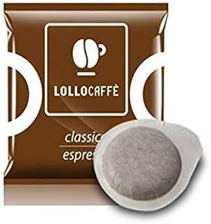 Caffe Lollo ESE Espresso Pods - ITALIAN coffee from Napoli (Classico 150 Pods) [並行輸入品]