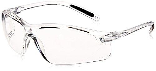 Howard Leight by Honeywell A700 Sharp-Shooter Gafas de disparo, lente transparente (R-01636), talla única