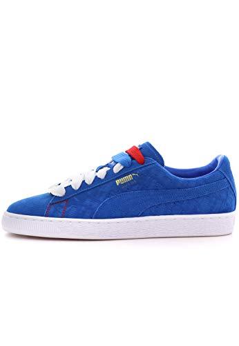 Puma Zapatillas Suede Classic Paris Blue 44 Azulã³n