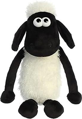 """Aurora - Shaun The Sheep - 11"""" Shaun The Sheep Small Plush, White by Aurora World Inc."""