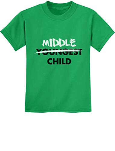 Middle Brother Sister Kids T-Shirt