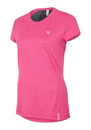 Ziener NARILU Lady (Shirt) Femme, Pink Blossom, 44